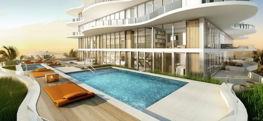 Квартира в США по адресу 19575 Collins ave, Sunny Isles Beach, FL 33160