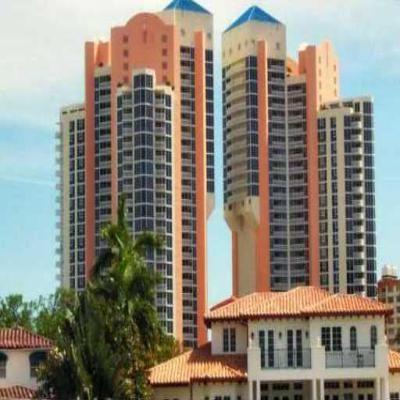 Квартира Ocean One в жилом комплексе Флориды (США)