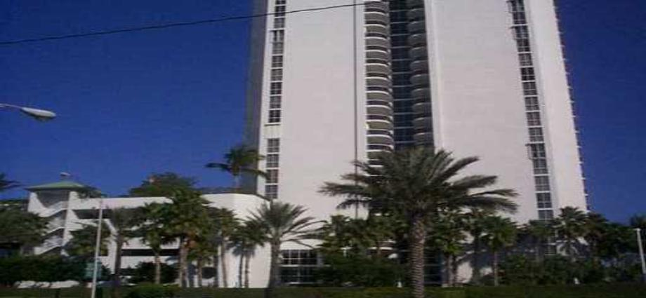 Квартира в США по адресу Sunny Isles Beach, FL 33160