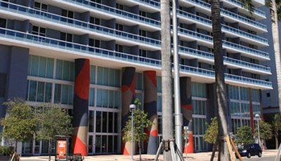 Квартира 50 Biscayne в жилом комплексе Флориды (США)