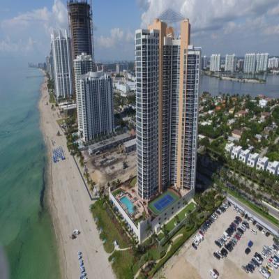 Квартира Ocean Three в жилом комплексе Флориды (США)