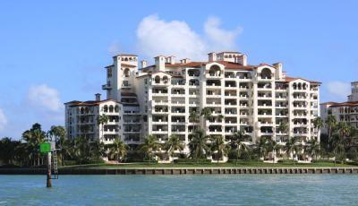 Квартира Bayview в жилом комплексе Флориды (США)