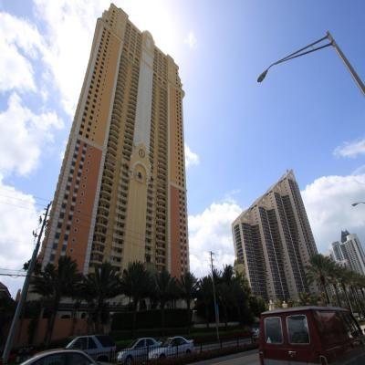 Квартира Acqualina в жилом комплексе Флориды (США)