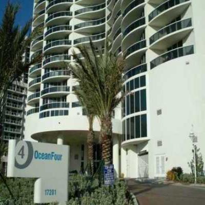 Квартира Ocean IV в жилом комплексе Флориды (США)