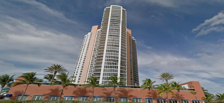 Квартира в США по адресу 18911 Collins Ave, Sunny Isles Beach, FL 33160