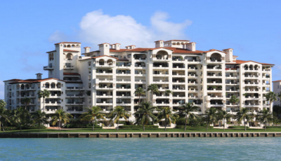 Квартира Palazzo Del Mare в жилом комплексе Флориды (США)