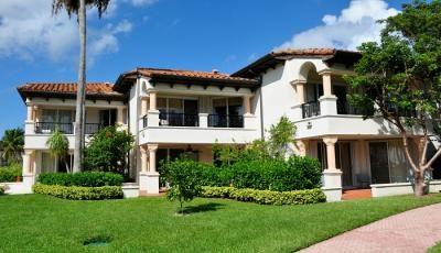 Квартира Seaside Villas в жилом комплексе Флориды (США)