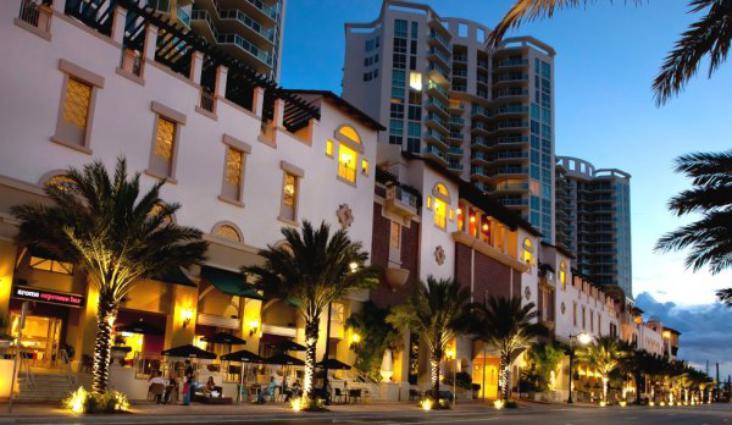Квартира в США по адресу 200 Sunny Isles Beach, FL