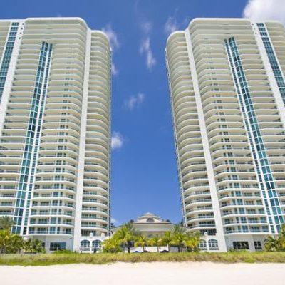 Квартира Turnberry Ocean Colony в жилом комплексе Флориды (США)