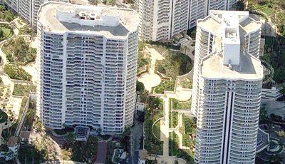 Квартира Atlantic Three в жилом комплексе Флориды (США)