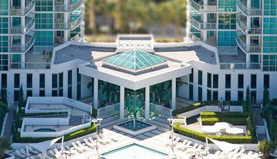Квартира Atrium Aventura в жилом комплексе Флориды (США)