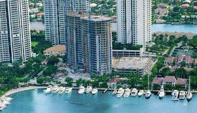 Квартира Aventura Marina в жилом комплексе Флориды (США)