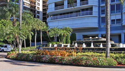 Квартира Bal Harbour 101 в жилом комплексе Флориды (США)