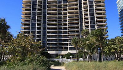 Квартира Bal Harbour Tower в жилом комплексе Флориды (США)