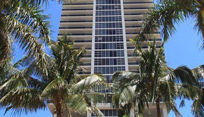 Квартира Beach Club II в жилом комплексе Флориды (США)