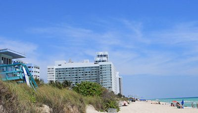 Квартира Bel Aire в жилом комплексе Флориды (США)