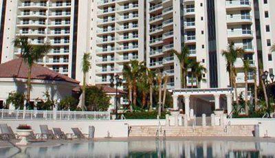 Квартира Bella Mare в жилом комплексе Флориды (США)