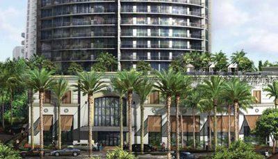 Квартира Bellini Williams Island в жилом комплексе Флориды (США)