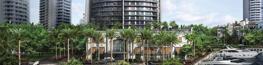 Квартира в США по адресу 4100 Williams Island, Aventura, FL 33160