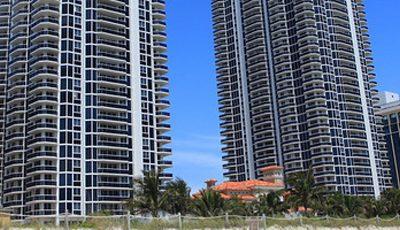Квартира Blue Diamond в жилом комплексе Флориды (США)