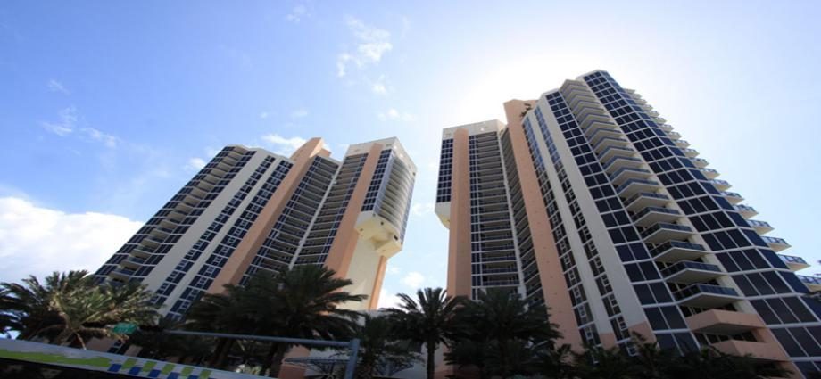 Квартира в США по адресу 19333 Collins ave, Sunny Isles Beach, FL 33160