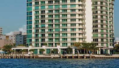Квартира Capri South Beach в жилом комплексе Флориды (США)