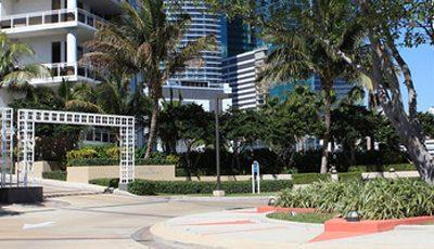 Квартира Carbonell в жилом комплексе Флориды (США)