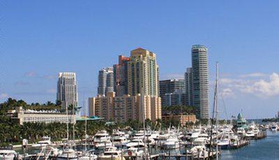 Квартира Cipriani South Beach в жилом комплексе Флориды (США)