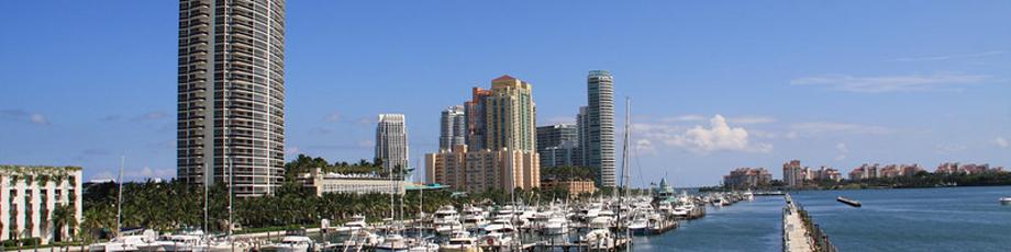 Квартира в США по адресу South Beach, FL 33140