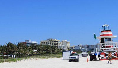 Квартира Continuum II в жилом комплексе Флориды (США)