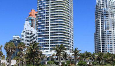 Квартира Continuum в жилом комплексе Флориды (США)