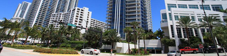 Квартира в США по адресу 3535 S Ocean Dr Hollywood, FL