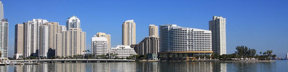 Квартира в США по адресу 218 SE 14th St, Miami, FL 33131