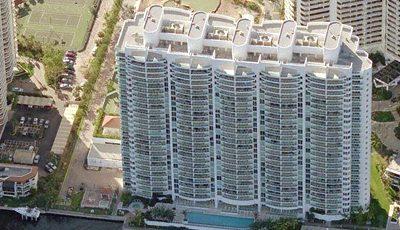 Квартира Hamptons South в жилом комплексе Флориды (США)