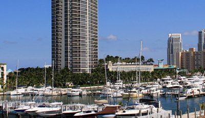 Квартира Icon в жилом комплексе Флориды (США)