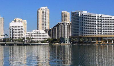 Квартира La Rive в жилом комплексе Флориды (США)