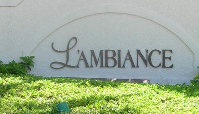 Квартира L'Ambiance в жилом комплексе Флориды (США)