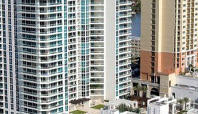 Квартира Las Olas Beach Club в жилом комплексе Флориды (США)