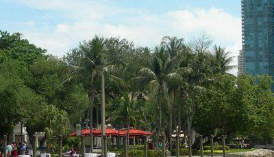 Квартира Las Olas River House в жилом комплексе Флориды (США)