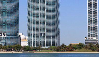 Квартира Marina Blue в жилом комплексе Флориды (США)