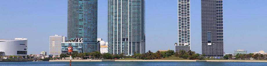 Квартира в США по адресу Downtown Miami, FL 33132