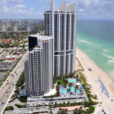 Квартира Trump Royale в жилом комплексе Флориды (США)