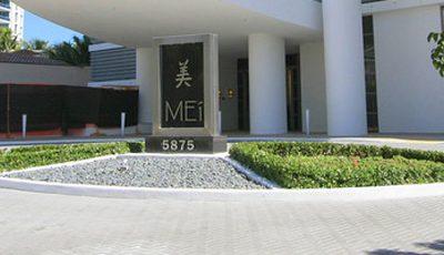 Квартира Mei Miami в жилом комплексе Флориды (США)