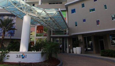 Квартира Mosaic в жилом комплексе Флориды (США)
