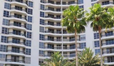 Квартира Mystic Pointe в жилом комплексе Флориды (США)