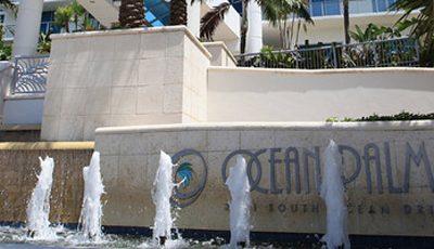 Квартира Ocean Palms в жилом комплексе Флориды (США)