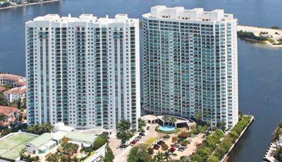 Квартира Peninsula II в жилом комплексе Флориды (США)