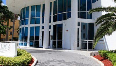 Квартира Platinum в жилом комплексе Флориды (США)