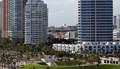 Квартира Portofino Tower в жилом комплексе Флориды (США)
