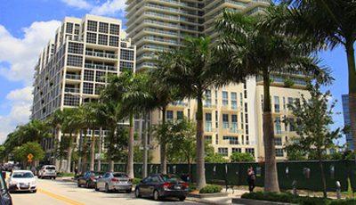 Квартира Quantum в жилом комплексе Флориды (США)